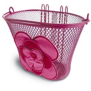 Jasmin Basket - Red / Pink