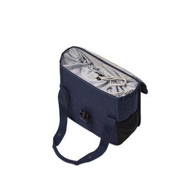 Basil Basil Go Single Bag - shopper - fietshandtas - 18L - denim blauw