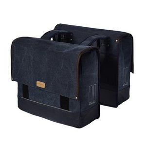 Urban Fold Double Bag - Blue