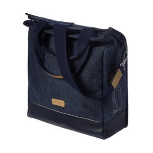 Urban Fold Cross Body Bag - Blauw