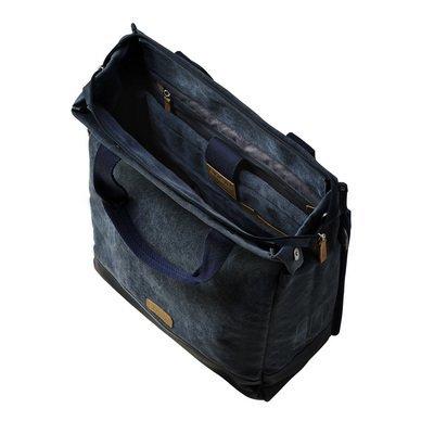 Basil Urban Fold - single - blue
