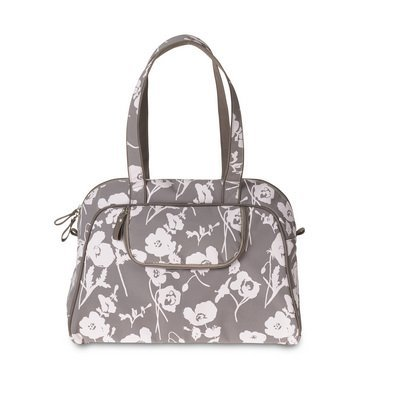 Basil Elegance Carry All - fietsschoudertas - taupe