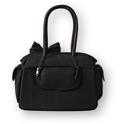 Basil Basil Katharina Black & Dots – shoulder bag - black