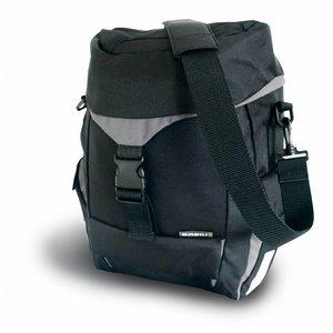Basil Basil Sports Single Bag- enkele fietstas - zwart