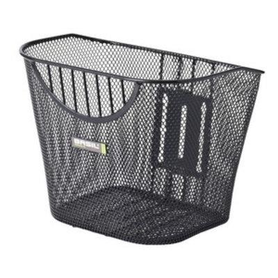 Basil Berlin - bicycle basket - black