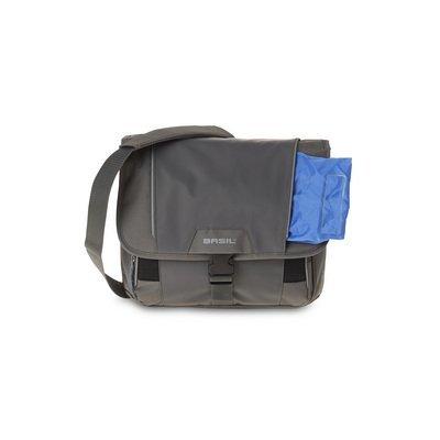 Basil SportDesign front - Gray