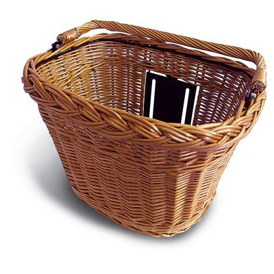 Basil Basil Basimply - bicycle basket - brown