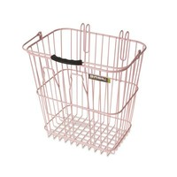 Basil Bottle Basket - Pink