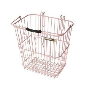 Basil Basil Memories - bicycle basket - pink