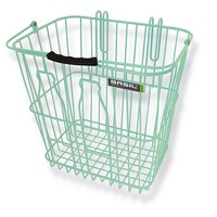 Basil Bottle Basket - Green