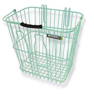 Basil Basil Memories - bicycle basket - green