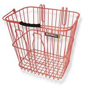 Basil Basil Memories - bicycle basket - orange