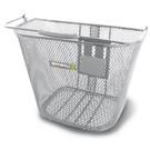 Basil Basimply - bicycle basket - silver
