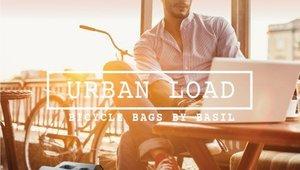 Basil introduceert nieuwe serie fietstassen: Urban Load