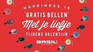 Actievoorwaarden Basil februari actie Valentijn: gratis bellen met je liefje
