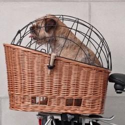 Hundefahrradkörbe