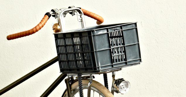 Basil Bicycle crates