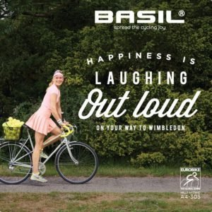 Basil auf der Eurobike: erlebe unsere neue Markenkampagne und Kollektion