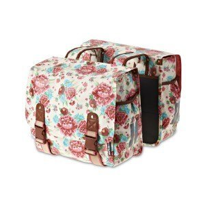 Bloom Double Bag - Wit