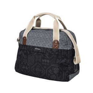 Basil Bohème Carry All Bag - Zwart