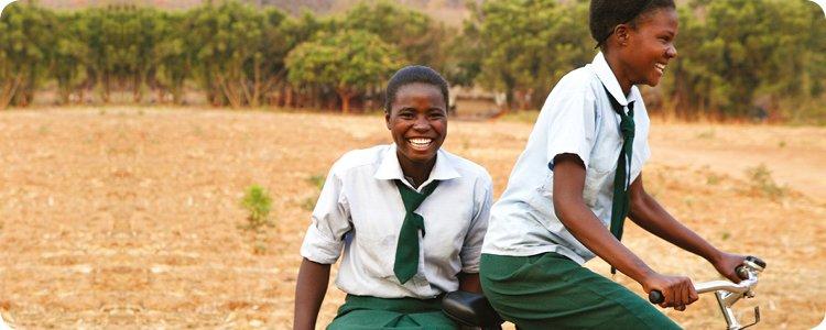Basil steunt World Bicycle Relief met €3.109,14