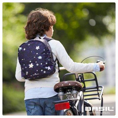Basil Stardust - backpack - 8L - nightshade