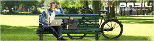 Basil - Laptop in je fietstas? Goed idee!