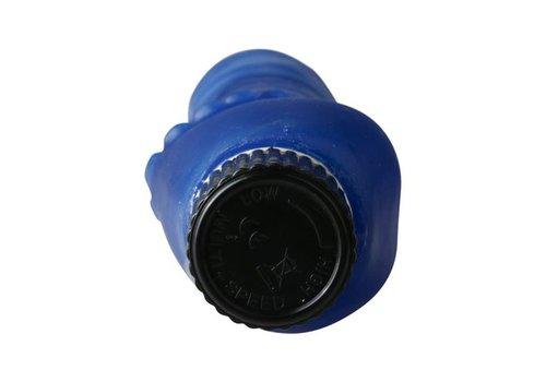 Blauwe Vibrator