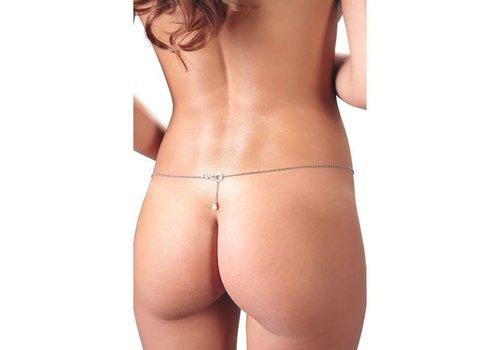 Bikini Ketting - Zilver