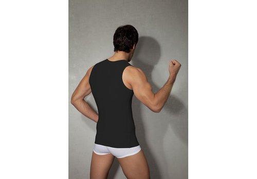 Basic Mannenhemd - Zwart