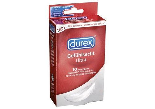 Durex Sensitive Ultra Condooms - 10 stuks