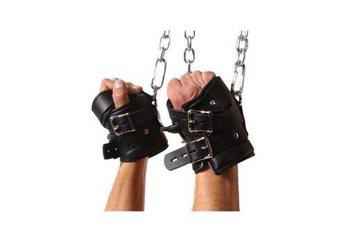 Beperkende polsboeien van Strict Leather