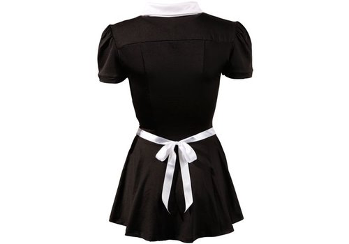 Serveer meisjes uniform