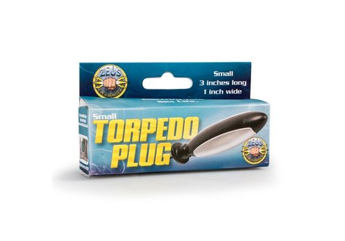 Anale/Vaginale Electrosex Torpedo Plug