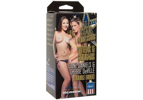 Kittens and Cougars: Dani Daniels and Cherie DeVille