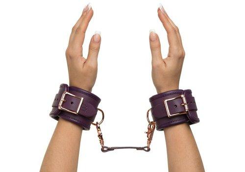 Fifty Shades Freed Leren Handboeien