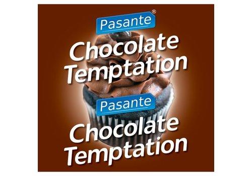Pasante Chocolade Condooms 144 stuks