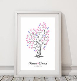 "wedding tree ""Baum mit Herzast"""