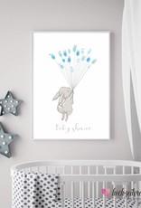Baby Shower Fingerprint-Set