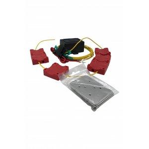 Ultrasoon en hoog voltage stroomplaatjes M176