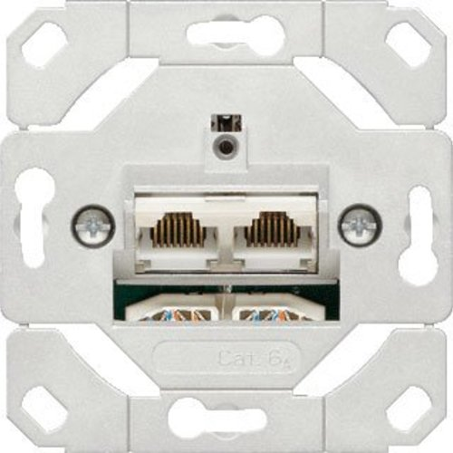 RJ45 data wandcontactdoos