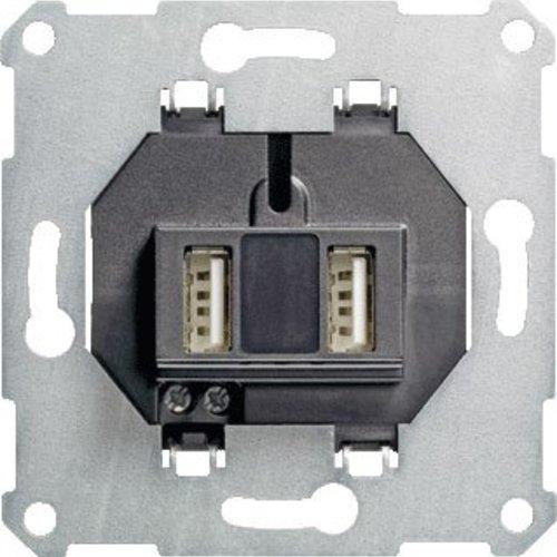 USB wandcontactdoos