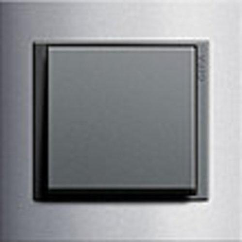 Event aluminium mat/antraciet mat