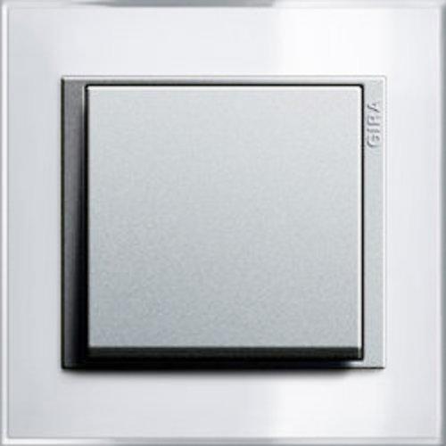 Event Clear wit glans/aluminium mat