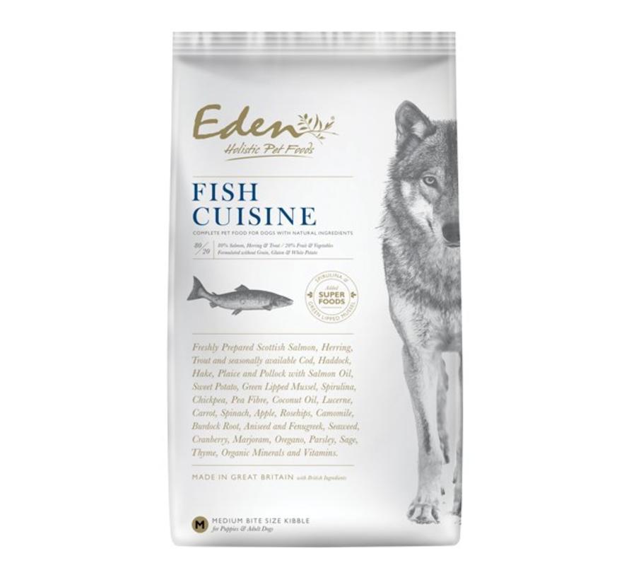 Eden Dog Fish Cuisine 6kg