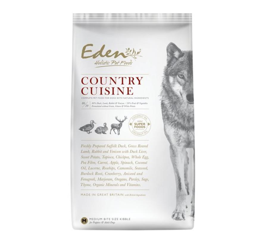 Eden Dog Country Cuisine 12kg