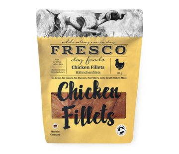 Fresco Fresco Fillets Kip 100gr