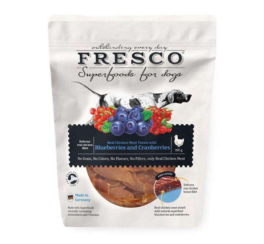 Fresco Superfood Fillets kip 100gr