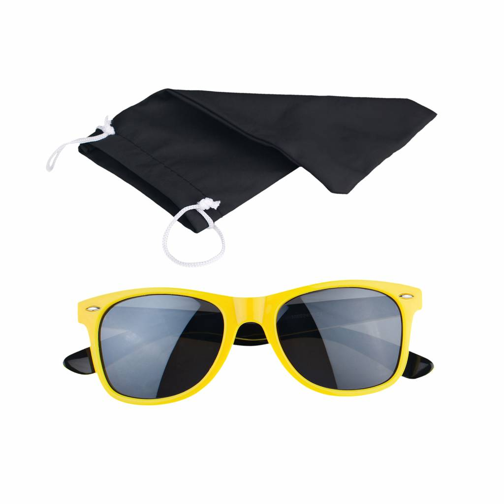 """Sonnenbrille """"Agosto"""" gelb"""