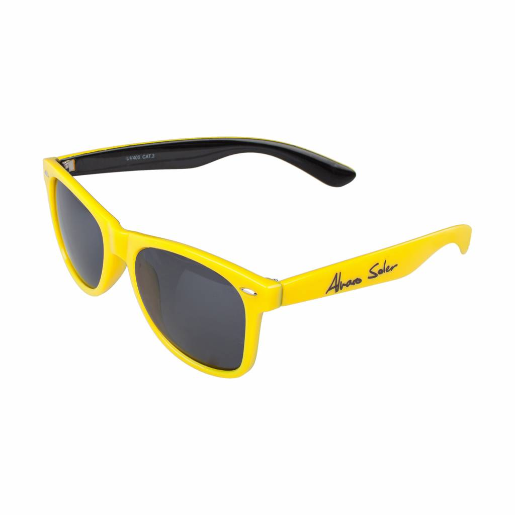"Sunglasses ""Agosto"" yellow"